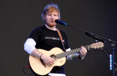 Ed Sheeran: I'm inspired by Bruno Mars