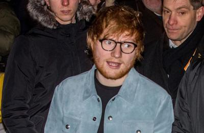 Ed Sheeran: I suffer from anxiety every day