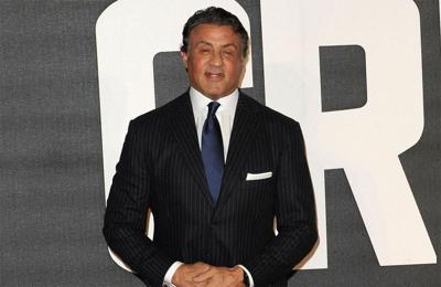 Sylvester Stallone wrote Rocky in a 'fury'