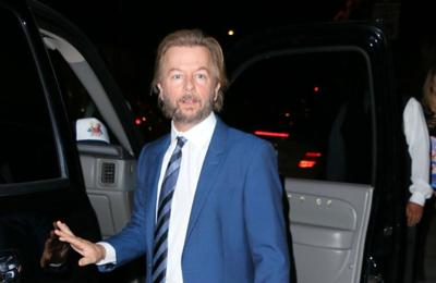 David Spade helped save pal