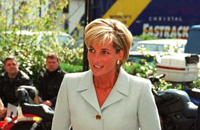Princess Diana thought Billy Crystal was 'naughty'