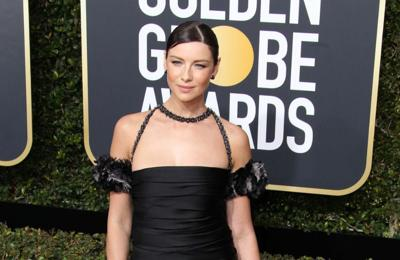 Caitriona Balfe ties the knot