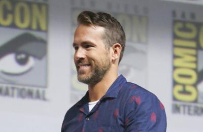 Ryan Reynolds 'mostly drinking' in isolation
