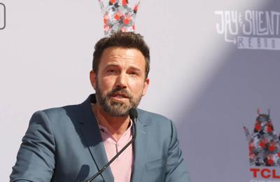 Ben Affleck signs up to play detective in heist thriller Hypnotic