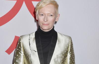 Tilda Swinton identifies as queer