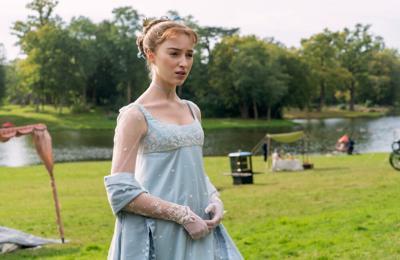 Bridgerton filming stopped 'indefinitely'