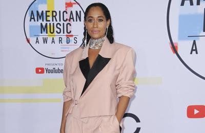 Tracee Ellis Ross has finally learned to love her hair