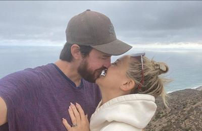 Kate Hudson announces engagement to Danny Fujikawa