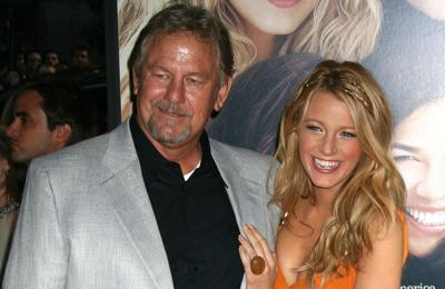 Blake Lively's father Ernie has passed away