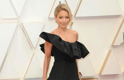 Kelly Ripa has been secretly shooting Live from the Caribbean