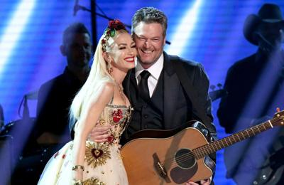 Blake Shelton would never have predicted Gwen Stefani romance