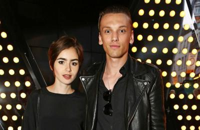 are lily and jamie dating