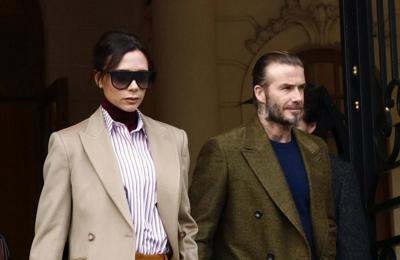 David and Victoria Beckham's peace interrupted by noisy building work near Cotswolds home
