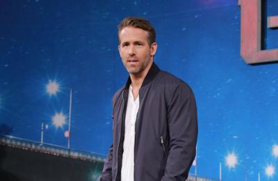 Ryan Reynolds: My daughters inspired me to talk about my mental health