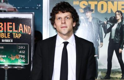 Jesse Eisenberg cast in Manodrome