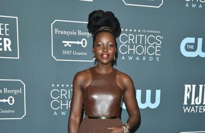 Lupita Nyong'o: It's hard to talk about Chadwick Boseman in the past tense