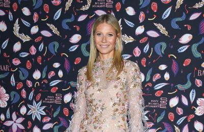 Gwyneth Paltrow: Taking better care of ourselves is a silver lining of the pandemic