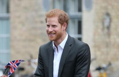 Prince Harry makes first public appearance since Finding Freedom claims published