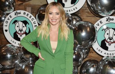 Hilary Duff: I wasn't interested in sex whilst pregnant