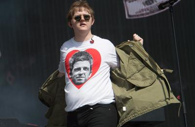 Noel Gallagher says Lewis Capaldi made him star of Glastonbury