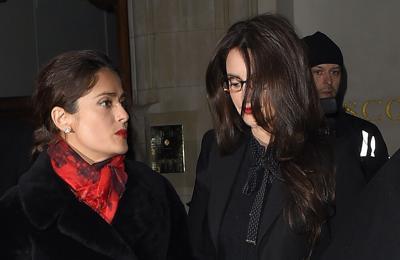 Penelope Cruz 'angry' Salma Hayek didn't confide in her over Weinstein