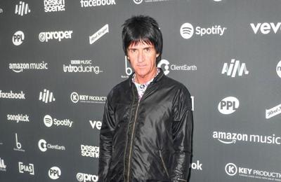 Johnny Marr quashes Smiths reunion rumour