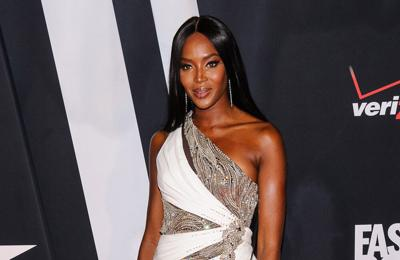 Naomi Campbell to donate her hazmat suit to a museum