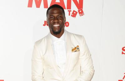 Kevin Hart is 'lucky' following his car accident