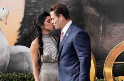 John Cena reveals what Valentine's Day means to him