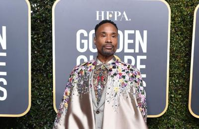 Billy Porter's 'living his wildest dreams' after second Golden Globes nod
