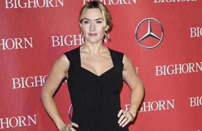 Kate Winslet's repeat dresses