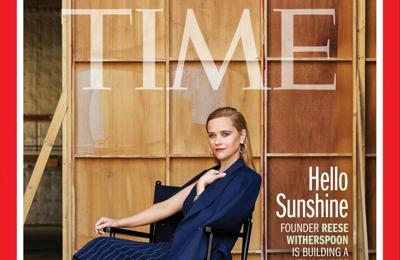 Reese Witherspoon 'sobbed' over TIME magazine cover