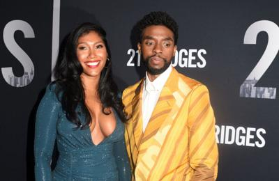 Chadwick Boseman's widow named estate administrator