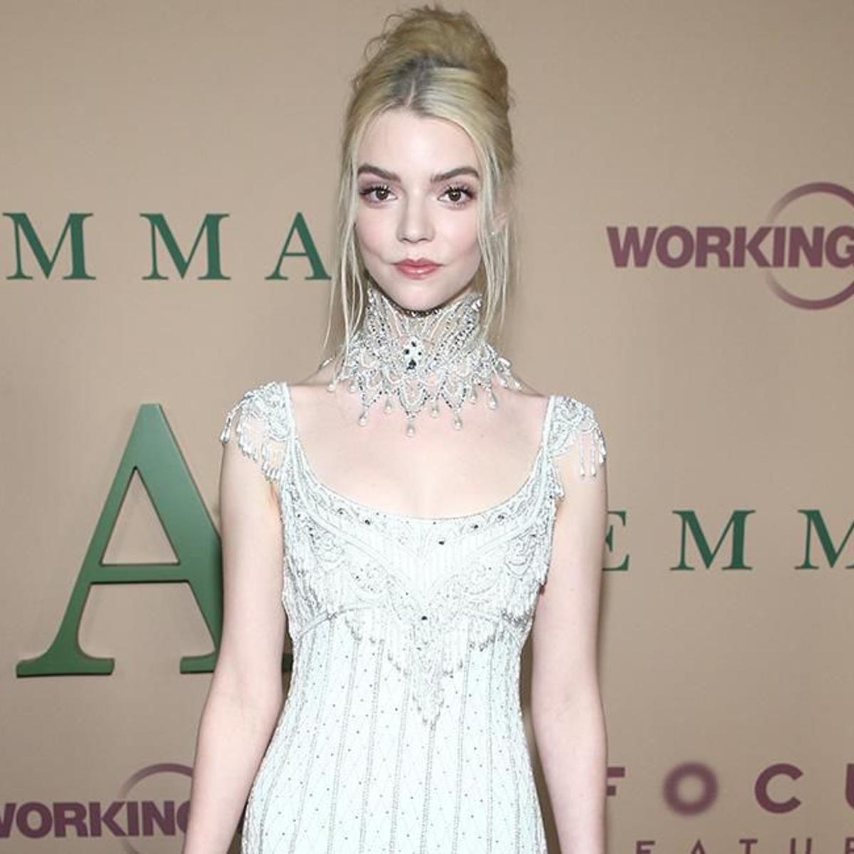 Anya Taylor Joy Emma Set Was Like A Jane Austen Theme Park Movies Celebretainment Com