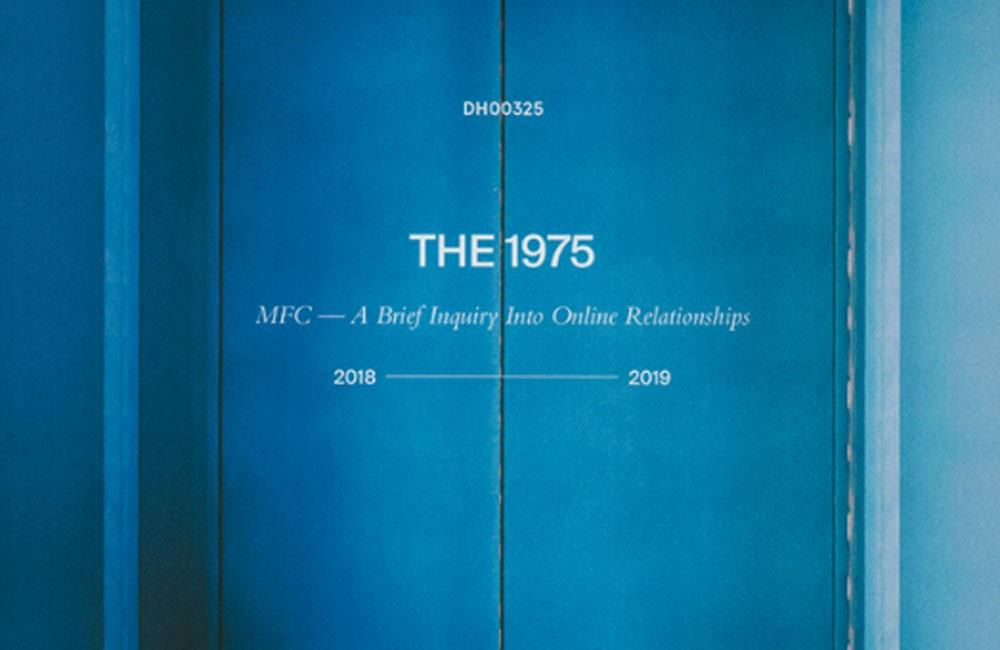 The 1975 to release ne...P J Patterson