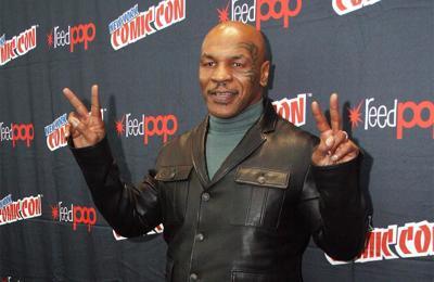 Mike Tyson's huge marijuana bill
