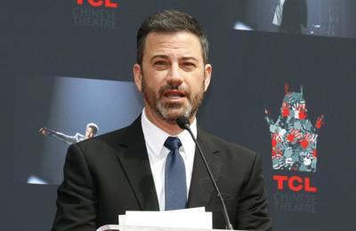 Jimmy Kimmel plans formal Friday
