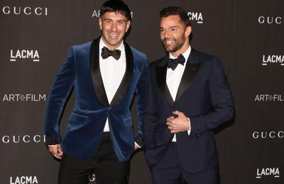 Ricky Martin has 'embryos waiting' in case he wants more children