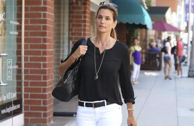 Cindy Crawford 'feels concerned about her son'