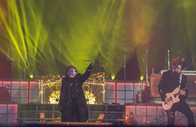 Slipknot want to play We Are Not Your Kind live in full