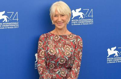Dame Helen Mirren doesn't care about being a sex symbol