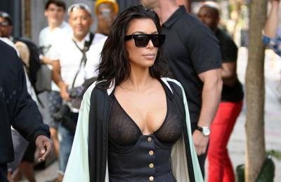 Kim Kardashian West baptised in Armenia
