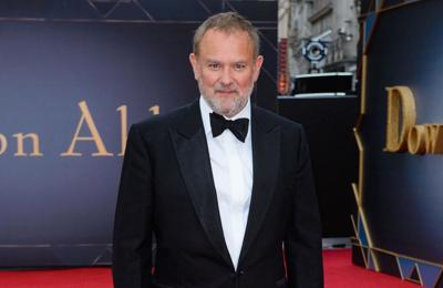 Hugh Bonneville loved reuniting with Downton Abbey castmates