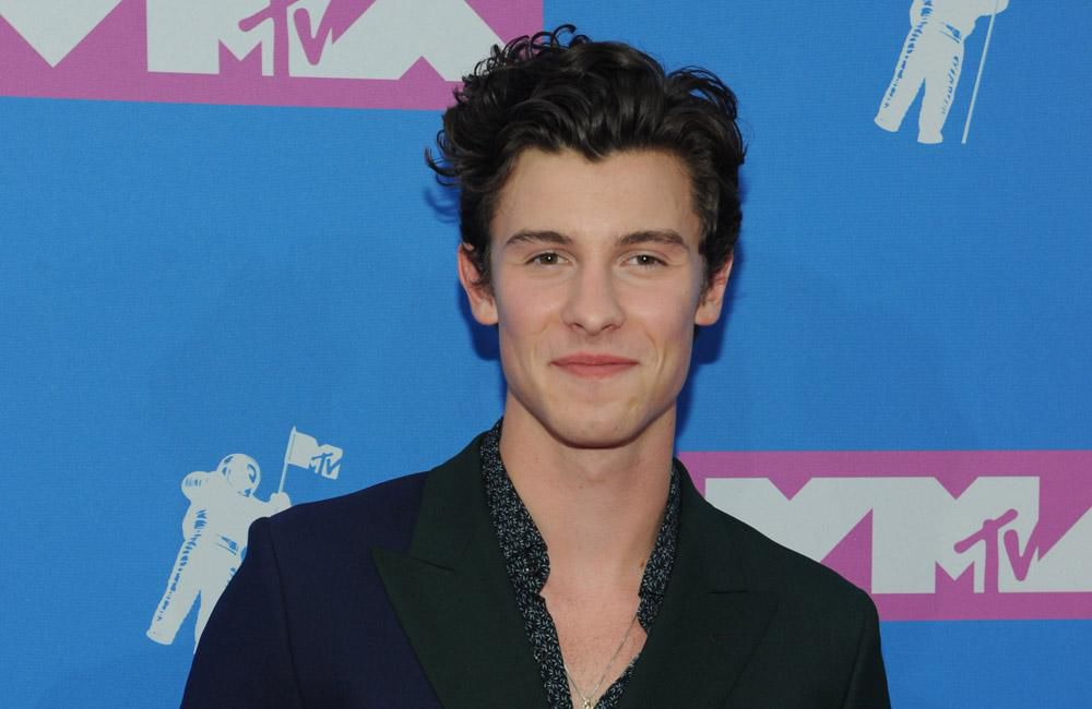 Shawn Mendes Is Nervous Celebrities Celebretainment