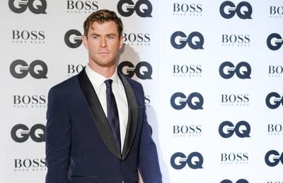Chris Hemsworth named first global ambassador for Hugo Boss