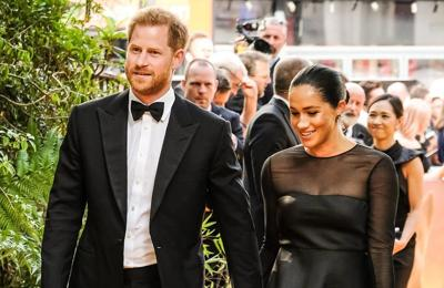 Duke and Duchess of Sussex reveal rules for neighbours