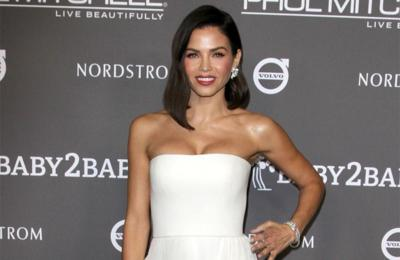 Jenna Dewan's boyfriend encouraged her to ride the subway for the first time