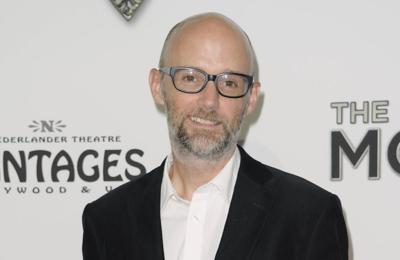 Moby releasing charity album