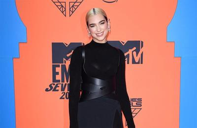 Dua Lipa: Working with Madonna was 'unbelievable'