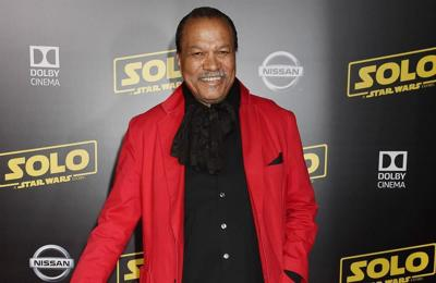 Billy Dee Williams wasn't sure if he'd return to the Star Wars franchise